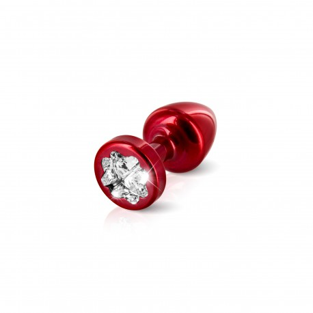 CLOVER RED CRYSTAL